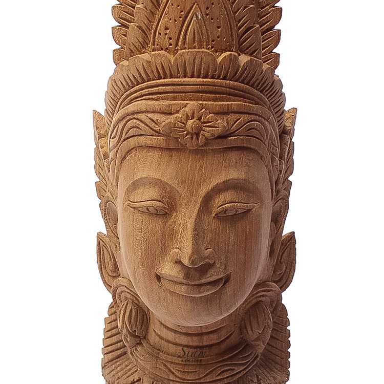 apsara-head-hand-made