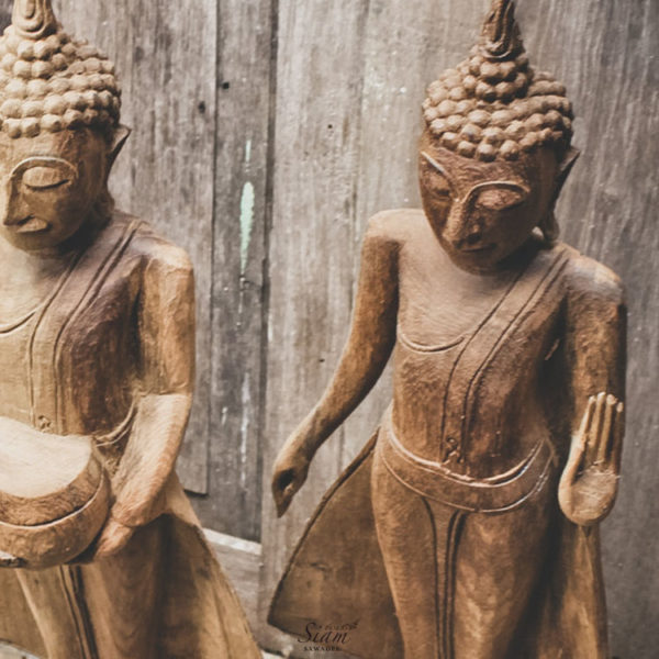 carved-wood-standing-buddha