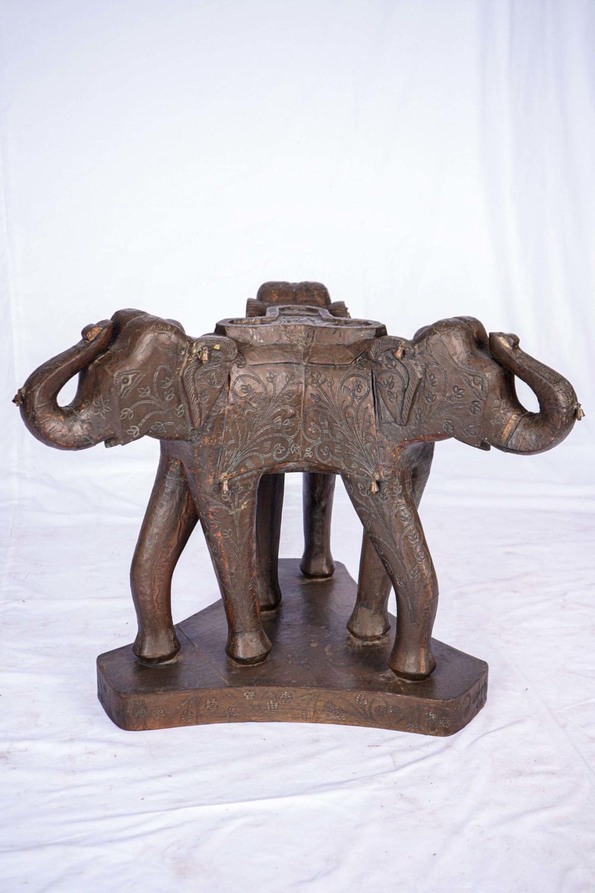 Stand for Table Hand Crafted in Wood from India